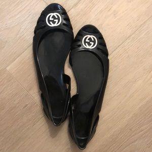 05466494c8523 Gucci Shoes - Gucci Jelly Flats